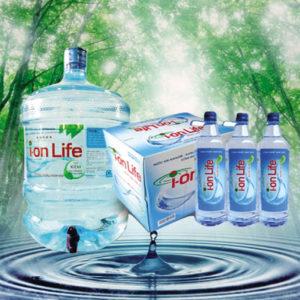 NƯỚC UỐNG ION-LIFE - vietnamwater.net
